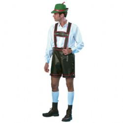 German/Bavarian Man Costume
